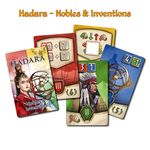 Board Game: Hadara: Nobles & Inventions