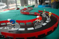 Board Game: Bisikle