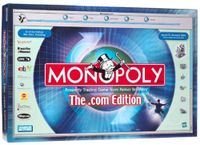 Board Game: Monopoly: The .com Edition