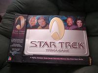 Board Game: Star Trek Trivia Game
