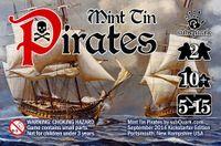 Board Game: Mint Tin Pirates