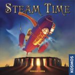 Board Game: Steam Time
