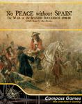 Board Game: No Peace Without Spain! The War of the Spanish Succession 1702-1713