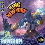 Board Game: King of New York: Power Up!