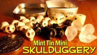 Board Game: Mint Tin Mini Skulduggery
