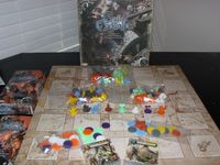 Board Game: Guilds of Cadwallon
