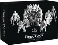 Board Game Accessory: The City of Kings: Hero Pack