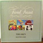 Board Game: Trivial Pursuit: The 1980's