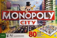 Board Game: Monopoly City