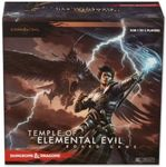 Board Game: Dungeons & Dragons: Temple of Elemental Evil Board Game
