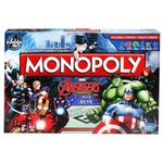 Board Game: Monopoly: Marvel Avengers