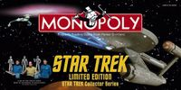 Board Game: Monopoly: Star Trek Limited Edition