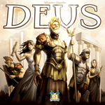 The final cover of Deus