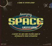 Board Game: Amazing Space Venture