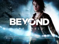 Video Game: BEYOND: Two Souls