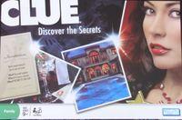Board Game: Clue: Discover the Secrets