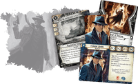 Board Game: Arkham Horror: The Card Game – Roland Banks Promo Cards