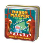 Board Game: Robot Master