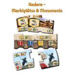 Board Game: Hadara: Marketplaces & Monuments
