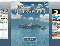 Video Game: Battleship Minesweeper