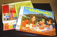 Board Game: The McDonald's Game