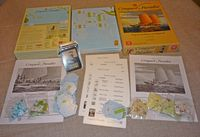 Board Game: Conquest of Paradise