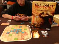 Board Game: Tash-Kalar: Arena of Legends