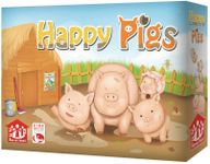 Board Game: Happy Pigs