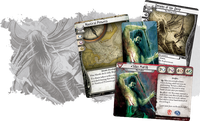 Board Game: Arkham Horror: The Card Game – Silas Marsh Promo Cards