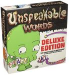 Board Game: Unspeakable Words: Deluxe Edition
