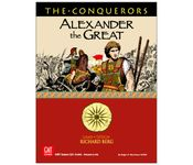 Board Game: The Conquerors: Alexander the Great