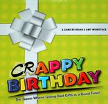 Board Game: Crappy Birthday