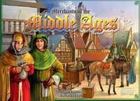 Board Game: Merchants of the Middle Ages