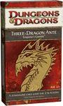 Board Game: Three-Dragon Ante: Emperor's Gambit