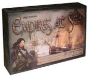 Board Game: Empires at Sea: Deluxe Edition