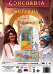 Board Game: Concordia: Aegyptus / Creta