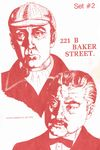 Board Game: 221b Baker Street: The Master Detective Game – Set #2