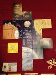 Board Game: Leaving Earth: Mercury