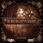 Board Game: The World of Smog: On Her Majesty's Service