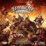 Board Game: Zombicide: Black Plague