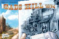 Board Game: Gads Hill 1874