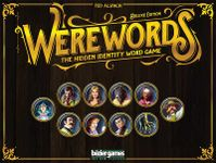 Board Game: Werewords Deluxe Edition