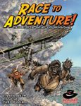 Board Game: Race to Adventure: The Spirit of the Century Exploration Game