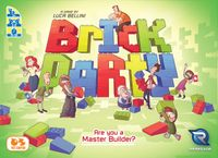 Board Game: Brick Party