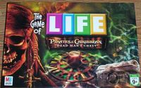 Board Game: The Game of Life: Pirates of the Caribbean – Dead Man's Chest