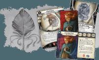 Board Game: Arkham Horror: The Card Game – Carolyn Fern Promo Cards