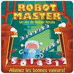Board Game: Robot Master