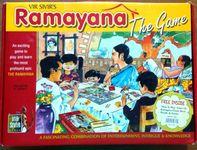 Board Game: Vir Sivir's Ramayana: The Game
