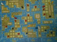 Board Game: Amerigo
