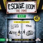 Board Game: Escape Room: The Game